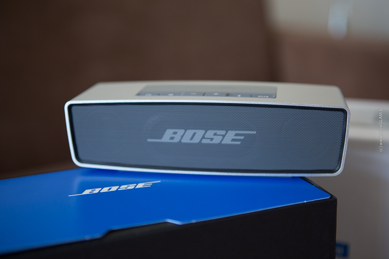 produkttest bose mini lautsprecher soundlink mini. Black Bedroom Furniture Sets. Home Design Ideas