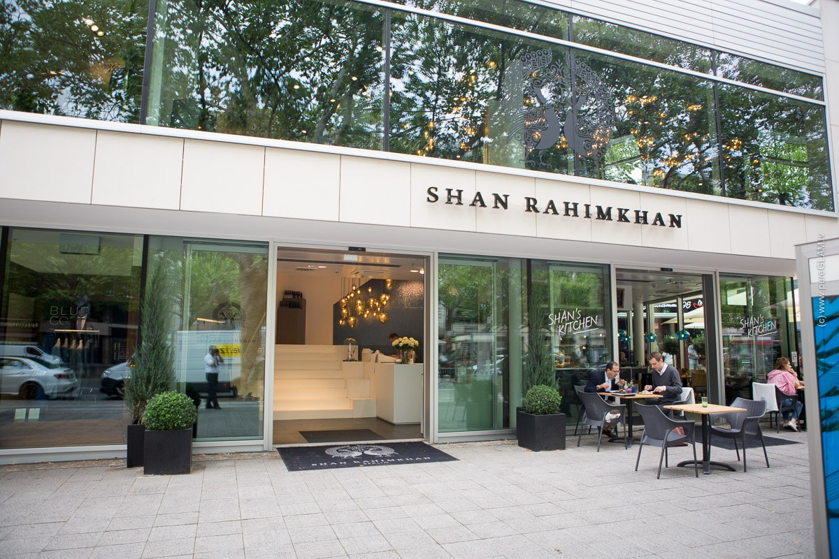"Fashionblog Update - Shan Rahimkhan - Hair Styling - Berlin - Frisuren und Makeup - Shan's Kitchen - Ob Kurfürstendamm oder Gendarmen Markt in Berlin - neu das ""Ladies Styling Dinner"""
