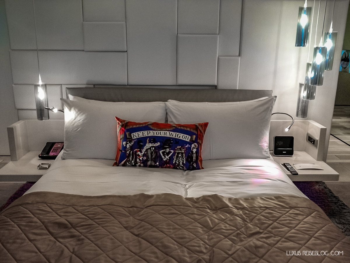 London – W Hotel Leicester Square – Hotelbewertung