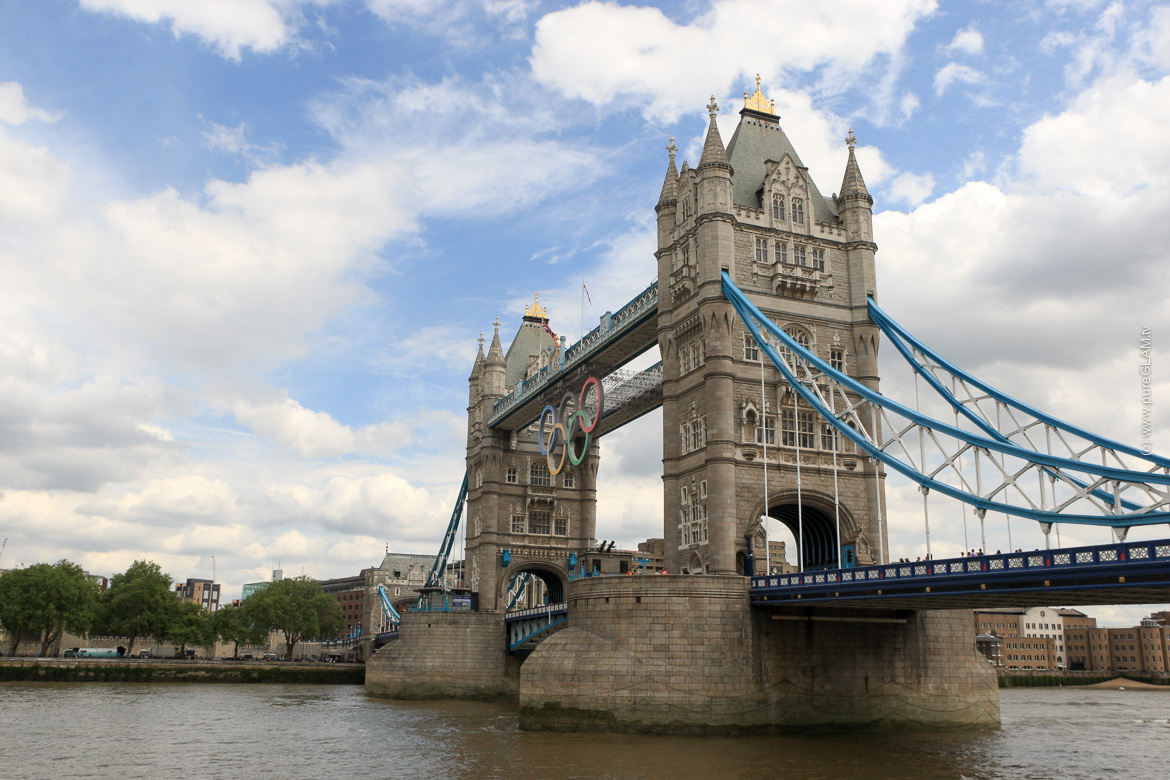 London Sehenswürdigkeiten - Top10 Reisetipps - Scenic Spots London, Tower of London, Bridge, St. Pauls, London Eye, PIccadilly