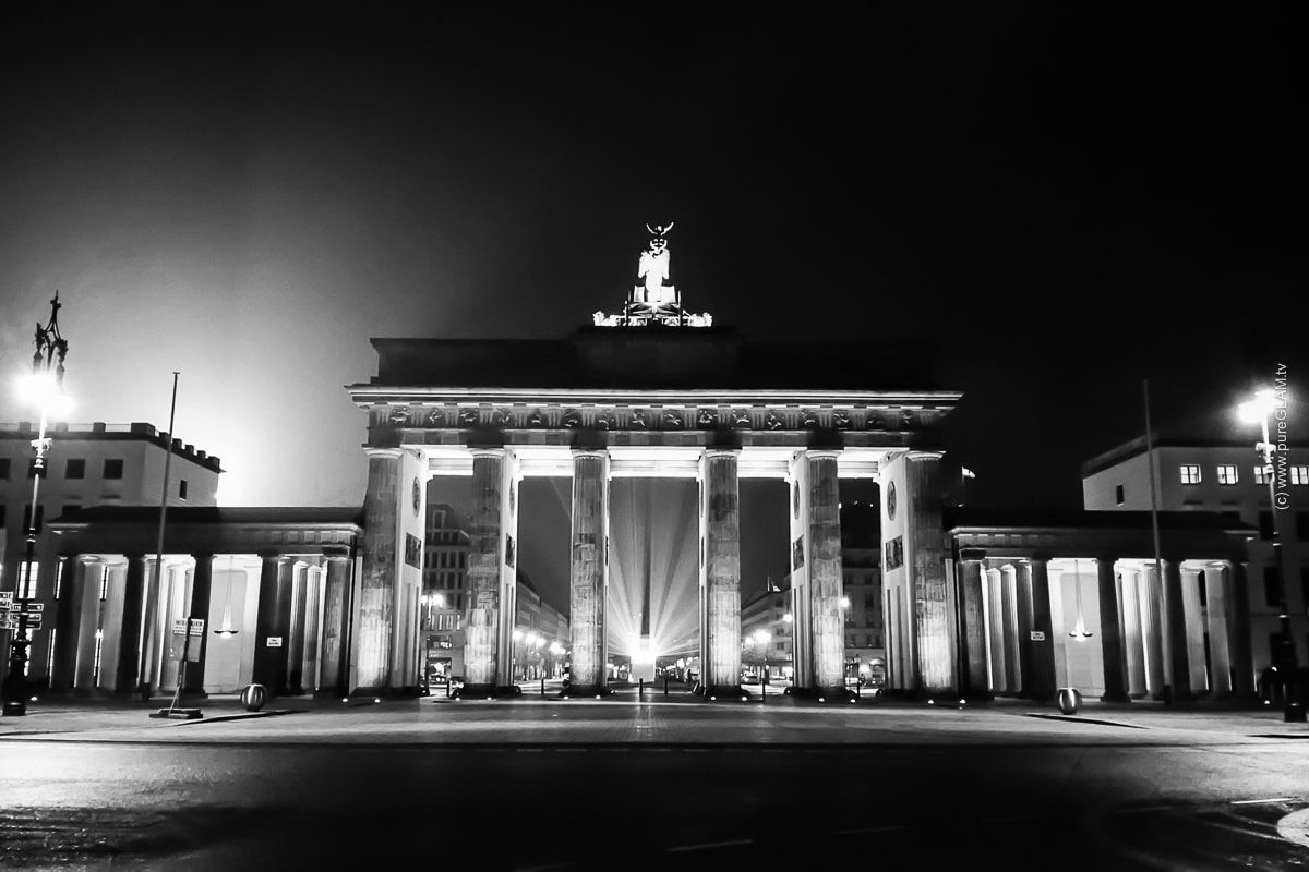 berlin by night instagram fotos schwarz weiss note4. Black Bedroom Furniture Sets. Home Design Ideas