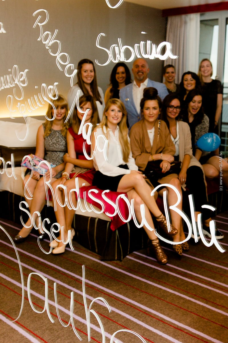 Radisson Blu Hotel Media Harbour - Charity Event - World Childhood Foundation - 03. September 2015 - Blogger-Veranstaltung mit pureGLAM.tv - #BluSuperChildren #RadissonBlu - Düsseldorf