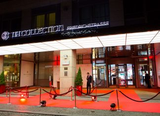 NH Collection Launch Berlin - Gala Dinner und Video Award im NH Hotel Friedrichstraße - Vanessa Pur - Fashion- und Lifestylebloggerin