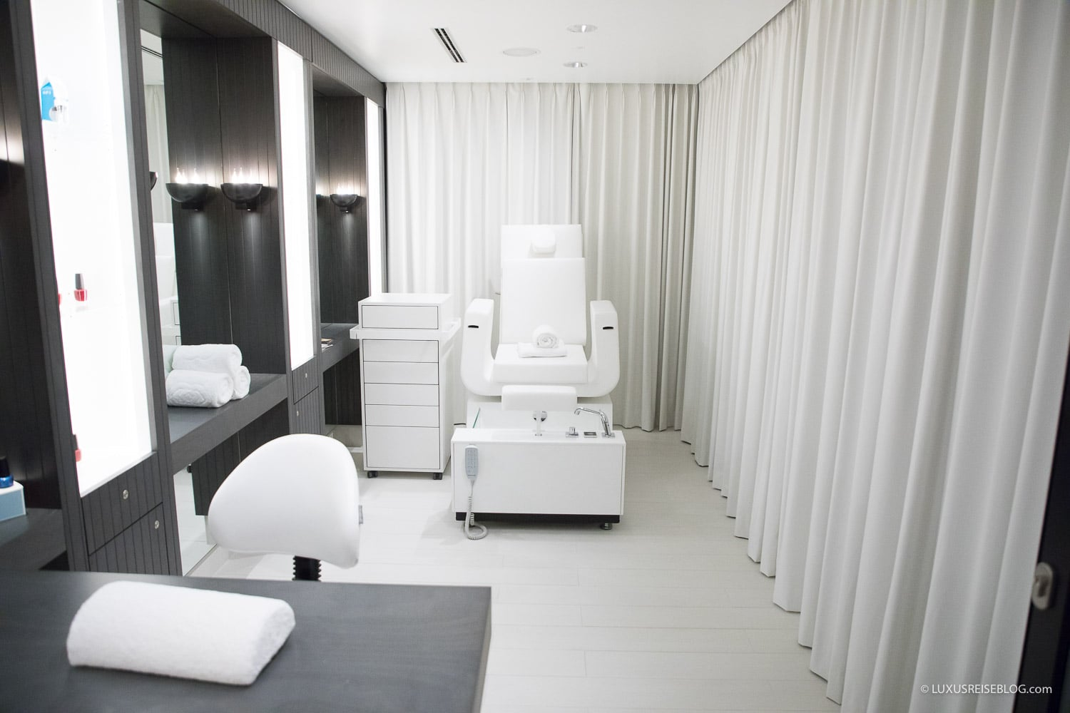 Spa und Wellness - So Spa - Sofitel Frankfurt Opera - Wellnessangebot - Opernplatz 14, Frankfurt - Wellnessblogger und Spa-Blogger - Massage, Facials, Treatments