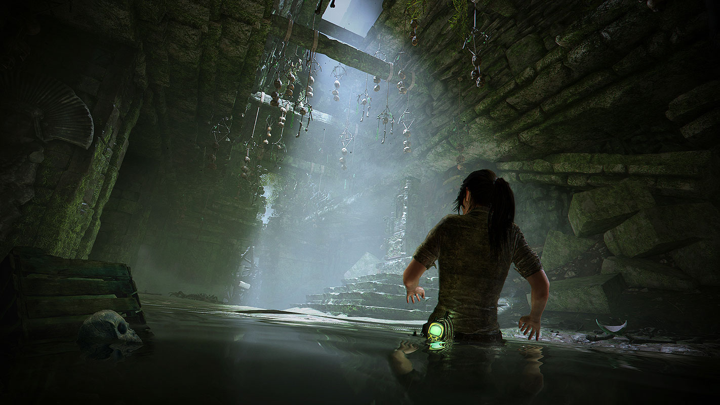 Lara Croft - Shadow of the Tomb Raider - Playstation PS4 Version